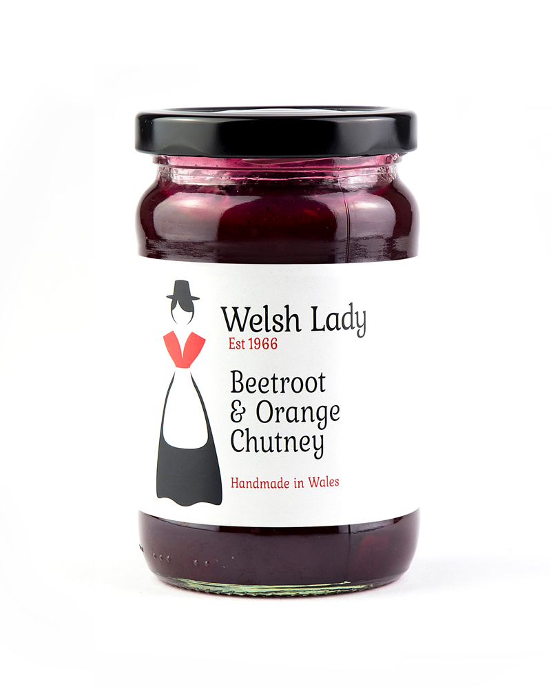 Beetroot & Orange Chutney 311g