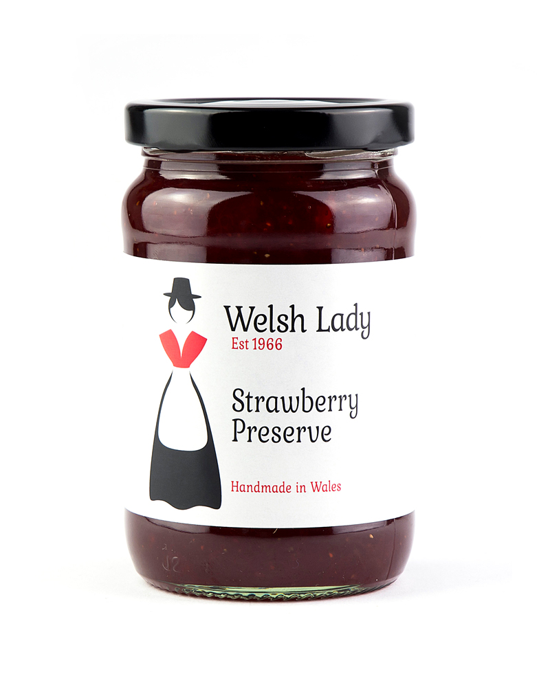 Strawberry Preserve 340g